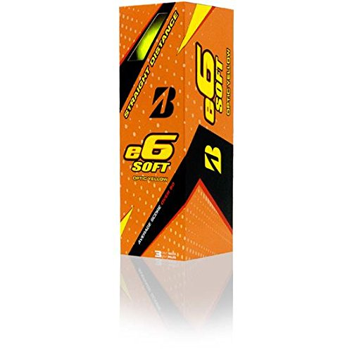 Review Bridgestone e6 Soft Yellow