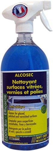 Matt Chem 951M Alcosec glas- en lakreiniger, gepolijst