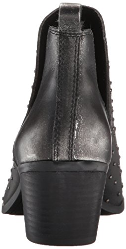 Boot Ankle Lucky Brand Women's Barlenna Silver Black SIPOwx