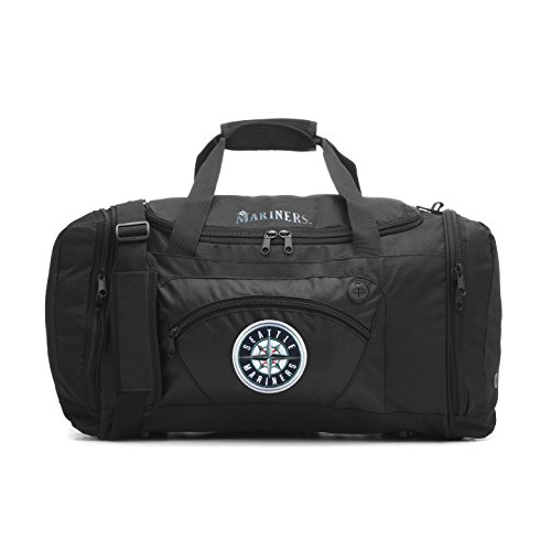 Embroidered Duffle Bags - THE NORTHWEST COMPANY MLB Seattle Mariners
