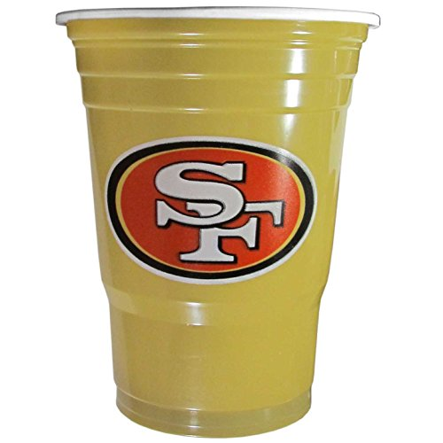 Francisco 49ers Game 18 Ounce count