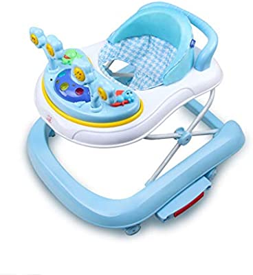 Andadores Andador para bebés, con balancín de freno de balancín ...