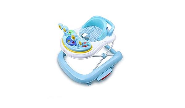 Andadores Andador para bebés, con balancín de freno de ...