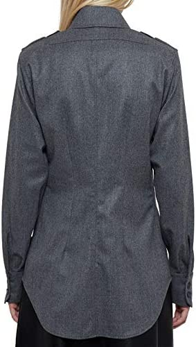 Stella McCartney Luxury Fashion Donna 583654SNB531262 Grigio Camicia | Autunno Inverno 19