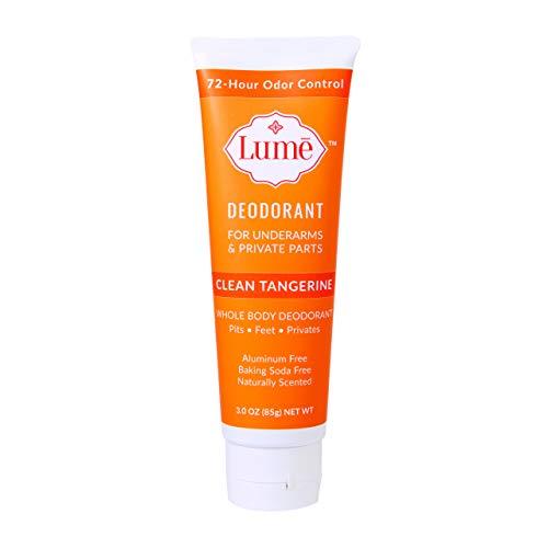 Lume Deodorant For Underarms & Private Parts 3oz