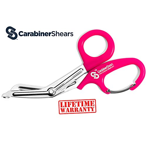 EMT Trauma Shears Carabiner Stainless product image