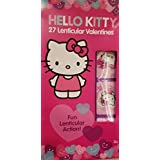 Amazon.com : Hello Kitty Valentines Day Cards - Box of 32 ...