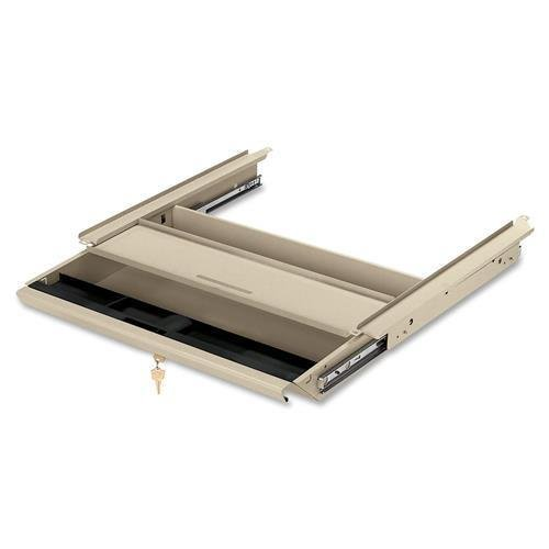D2L HON 38000 Series Single Pedestal Desk Center Drawer - 19