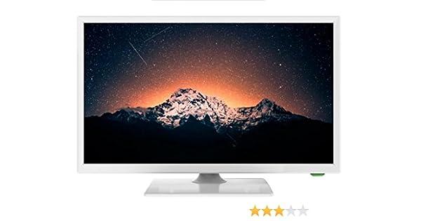 Televisor de 24 pulgadas LED Full HD. Color blanco - Grunkel LED ...