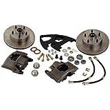 SSBC A12323 Disc Brake Conversion Kit