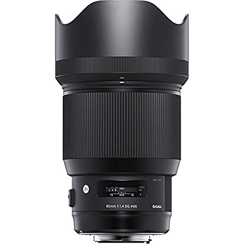 Price comparison product image Sigma 85mm f / 1.4 DG HSM Art Lens (Sony Mount)