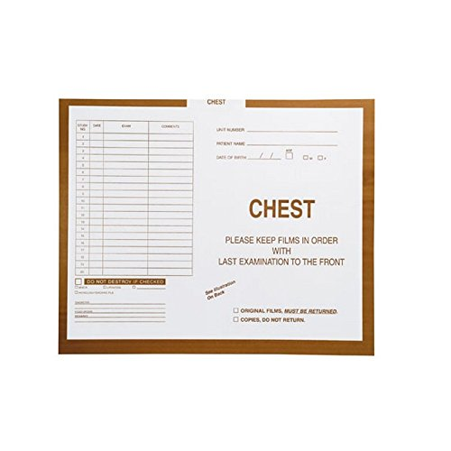 Chest, Briar #131 - Category Insert Jackets, System II, Open Top - 14-1/4'' x 17-1/2'' (Carton of 250)