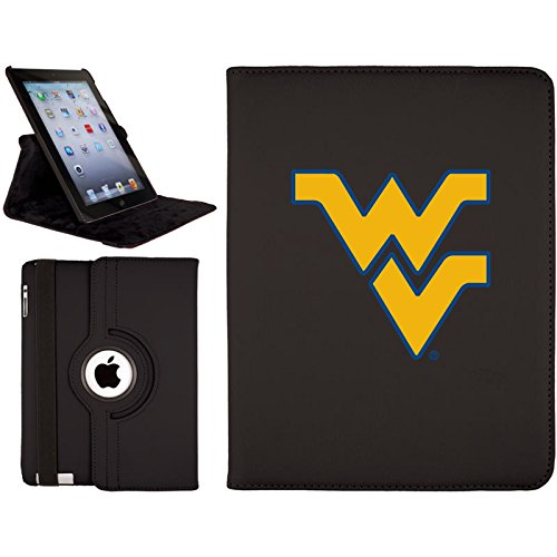 Coveroo West Virginia WV Swivel Stand Case for iPad 2/3/4...