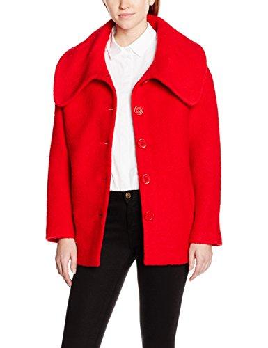 LAVAND Coat Woman, Abrigo para Mujer Red