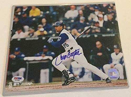 Carlos Beltran New York Mets Royals Star Autographed Signed Memorabilia 8x10 Photograph ()