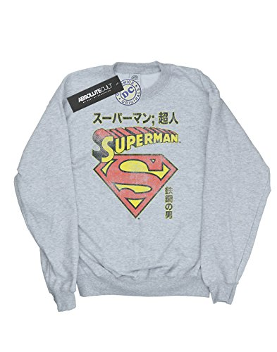 Entrenamiento Mujer Shield Camisa Superman De Gris Cuero Comics Dc YRqxwSn1z5
