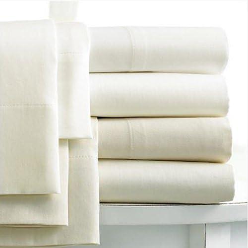 Linens Limited Sábana Bajera 100% algodón Egipcio, más Fondo ...