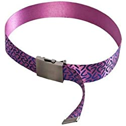 Zumba Reversible Belt II (Purple, One Size)