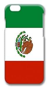 ACESR Custom iphone 5C Cases, Mexico Flag PC Hard Case Cover for Apple iphone 5C ( INCH) - 3D Design iphone 5C Case