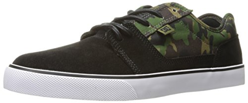 DC Men's Tonik SE Skateboarding Shoe, Camo, 10 D US