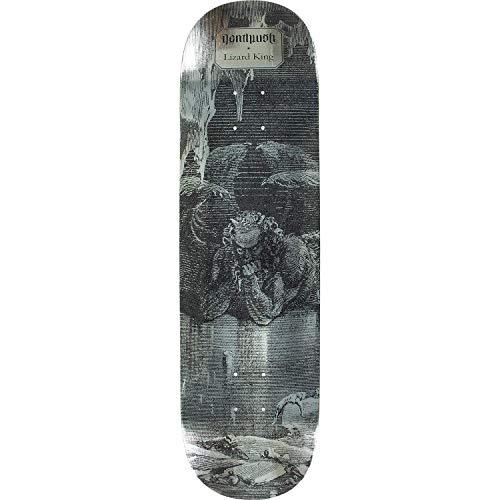 Inferno Skateboard Deck - Deathwish Liz-King Inferno Skateboard Deck -8.38 - Assembled AS Complete Skateboard