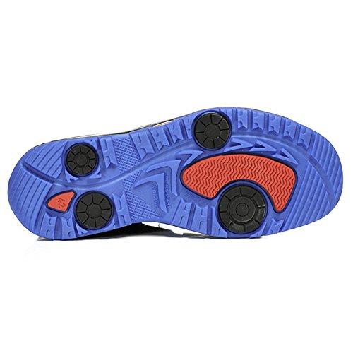 """Elten 7207702-47 - Formato 47 esd tipo s1 """"borsa blu"""" calzatura di sicurezza 2 - multicolore"""