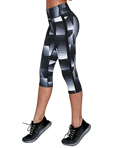 Yogareflex Womens Active Printed Leggings product image
