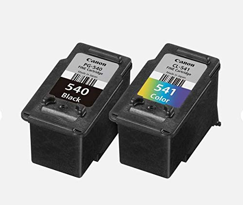 Canon CL-541 Cartucho de tinta original Tricolor para Impresora de Inyeccion de tinta Pixma TS5150-TS5051-MX375-MX395-MX435-MX455-MX475-MX515-MX525-MX...
