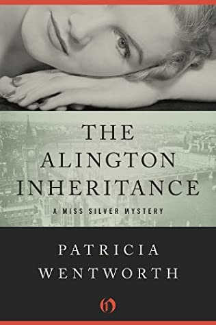 book cover of The Alington Inheritance