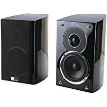 Pure Acoustics NOBLEIIS Home Theater Speakers 4 2 Way 150W Noble II Gloss Black Consumer Electronics