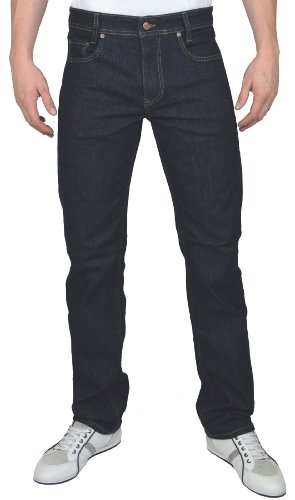 MAC Jeans Arne - authentic dark blue, Größe:W38 L34