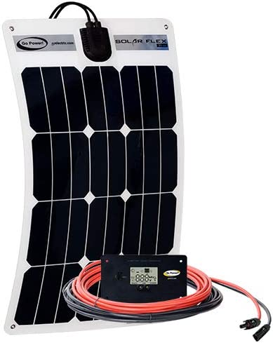 Carmanah Technologies GP-FLEX-30 Solar Kit 30W Flexible