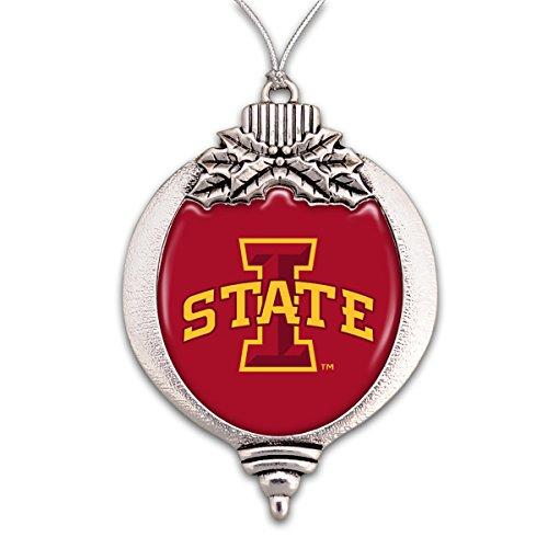 FTH Iowa State Cyclones Christmas Ornament (Christmas Iowa University Ornaments Of)