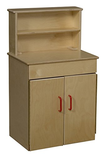 (Wood Designs 20700 Classic Deluxe Hutch )
