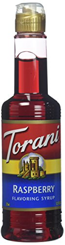 Torani Syrup, Raspberry, 12.7 oz (Candy Flavoring Set)