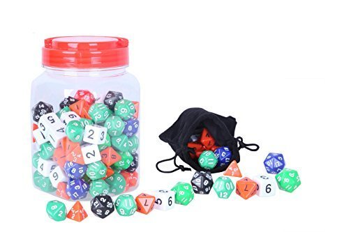 8 sided dice - 3