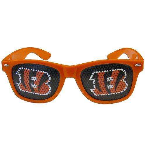 NFL Cincinnati Bengals Game Day Shades - Bengals Sunglasses Cincinnati
