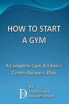 how to start a business plan for a gym