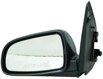 TYC 1550042 Compatible with CHEVROLET Aveo Heated Power Replacement Driver Side Mirror