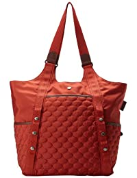 Mosey Life Luggage Weekender Tote, Cayenne, International Carry-on