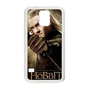 Samsung Galaxy S5 Cell Phone Case White The Hobbit MW3568438