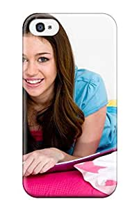MwoiTrl9855NSgCU Case Cover, Fashionable Iphone 4/4s Case - Miley Cyrus Book