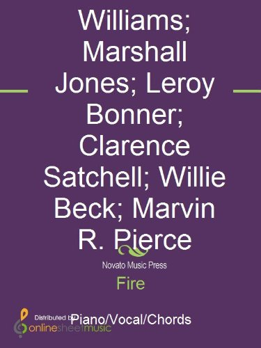 Fire Kindle Edition By Clarence Satchell James L Williams Leroy