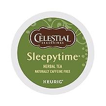 Celestial Seasonings Teas & Herbal Teas 74-14739 Sleepytime Herbal Tea K-cups, 24-Count