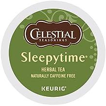 Celestial Seasonings Sleepytime Herbal Tea, Keurig K-Cups, 72 Count
