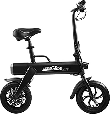 Urban Glide E-Bike 120 Negro Aluminio Litio 14 kg ...