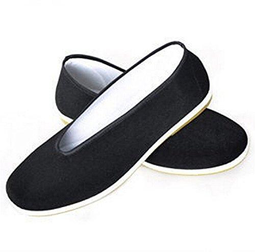 Lazutom ocio algodón único chino algodón Tai-Chi/zapatos de Kung Fu Artes Marciales Gear