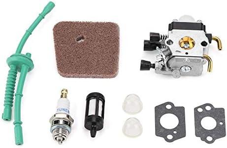 DierCosy Tools 9pcs Filtros de Aire del carburador cortacéspedes ...