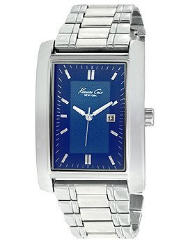 Kenneth Cole New York Three-Hand Alloy Bracelet Men's watch #10026928