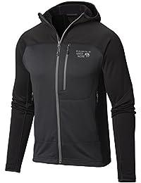 Desna Grid Hooded Jacket - Men's